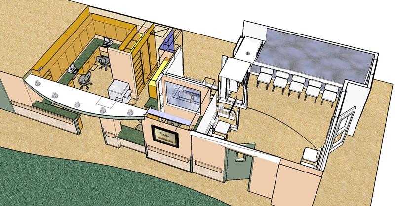 Spiegel Nance Design - Hospitals - Sharp Emergency Department